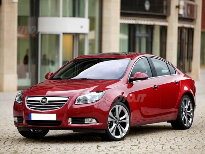 Opel Insignia BiTurbo CDTI 4 porte aut. Cosmo