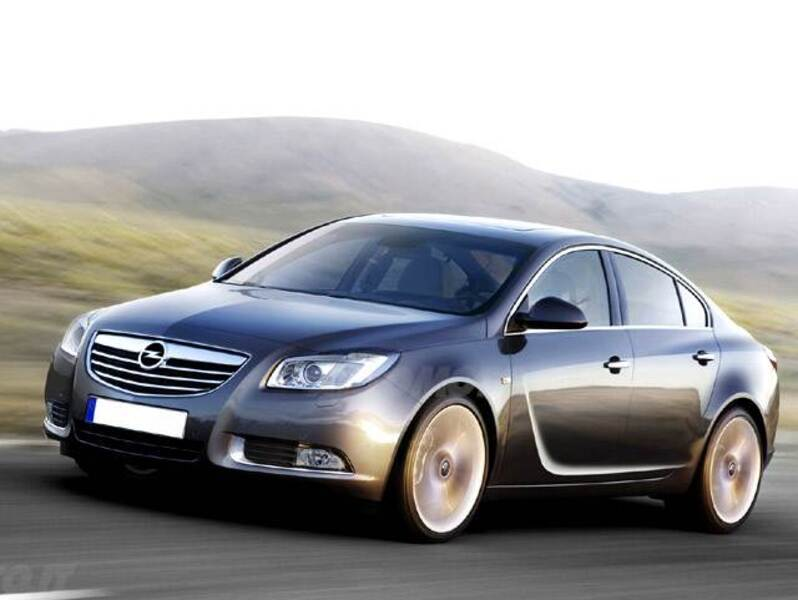 Opel Insignia Turbo 4 porte GPL Tech Cosmo Fleet