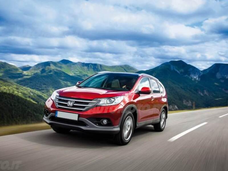 Honda CR-V 2.0 i-VTEC Executive