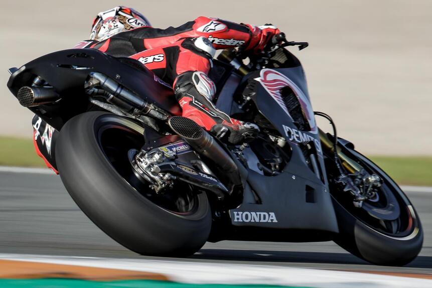 Test MotoGP 2018 a Valencia: ecco come è andato il day 1 (4)