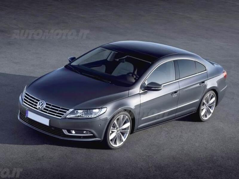 Volkswagen CC Business 2.0 TDI 177 CV 4motion DSG BlueMotion Technology