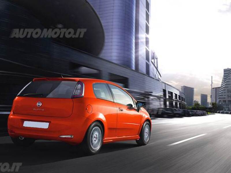Fiat Punto 1.4 8V 3 porte Natural Power Easy