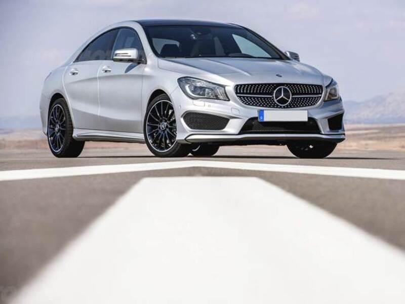 Mercedes-Benz CLA 220 CDI Automatic Sport (2)