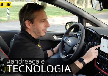 Nuova Ford Fiesta: Focus Tech [Video]