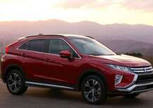 Mitsubishi Eclipse Cross. Come va e come è fatta la ASX Coupé [Video primo test]