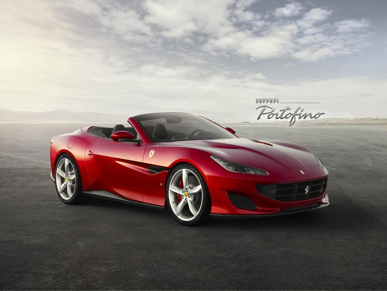 Ferrari Portofino Spider