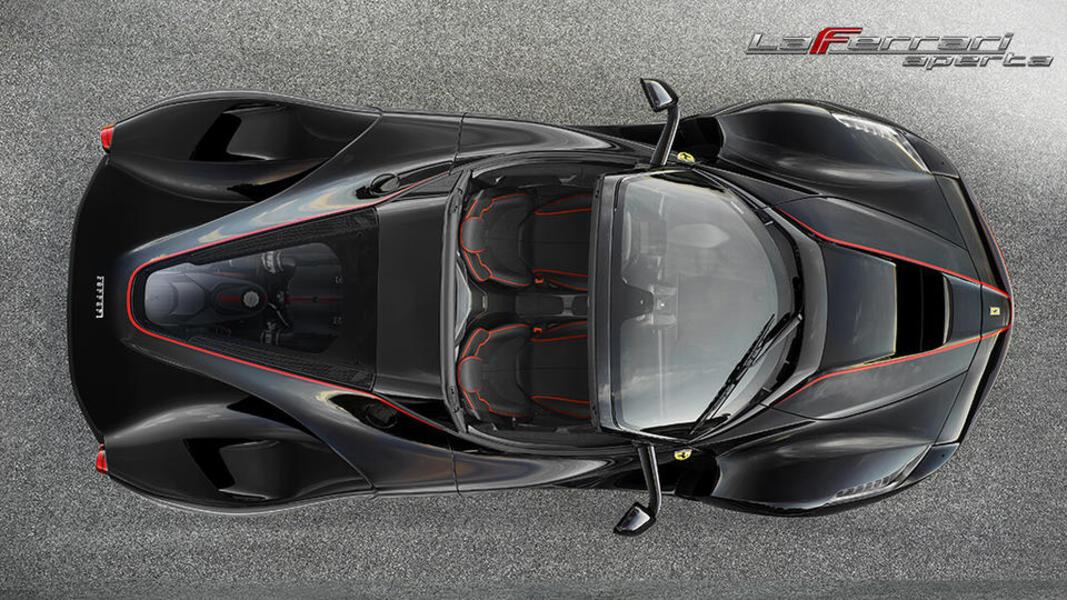 Ferrari LaFerrari Spider LaFerrari Aperta (4)