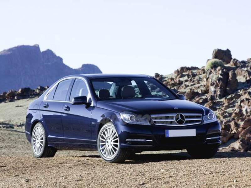 Mercedes-Benz Classe C 300 CDI 4Matic Elegance