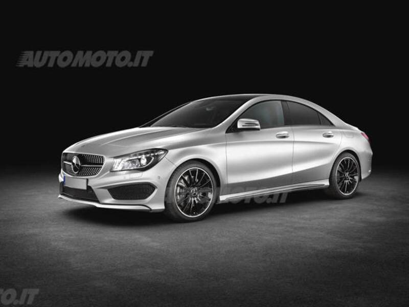 Mercedes-Benz CLA 250 Automatic Sport