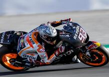 Test MotoGP 2018 a Valencia. Márquez chiude in testa