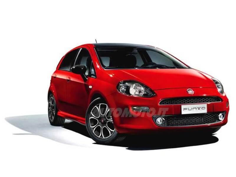 Fiat Punto 1.4 S&S 8V Dualogic 5 porte Street