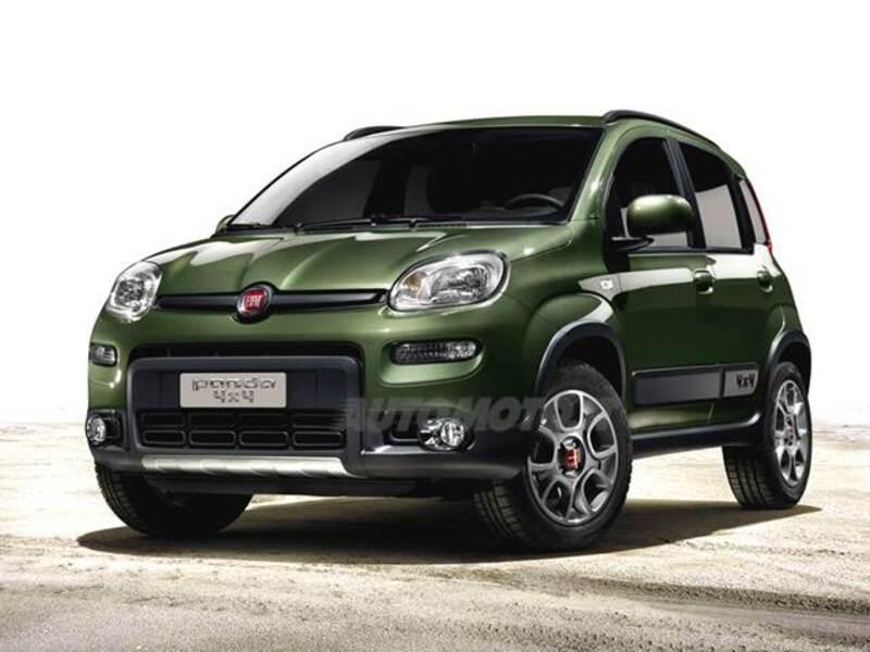 Fiat Panda 1.3 Multijet S&S 4x4