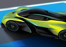 Aston Martin Valkyrie AMR Pro, prestazioni da LMP1