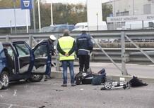 Monza, neonato muore in un incidente: indagato per omicidio colposo il padre