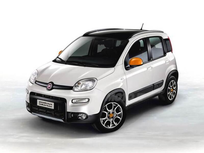 Fiat Panda 1.3 MJT S&S 4x4 Antartica