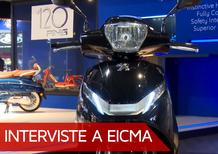 """Costantino Sambuy a EICMA 2017. """"Peugeot è la più antica ed è proiettata nel futuro"""""""