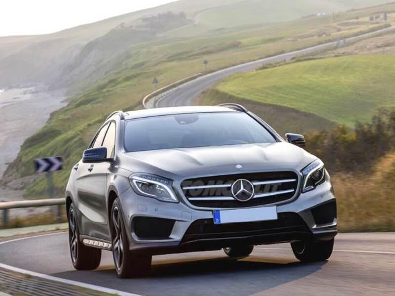 Mercedes-Benz GLA 200 CDI Premium
