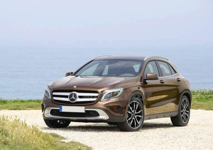 Mercedes-Benz GLA suv 220 CDI Automatic 4Matic Executive