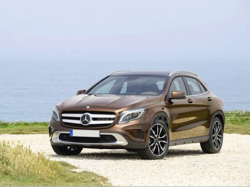 Mercedes-Benz GLA 220 CDI Automatic 4Matic Executive