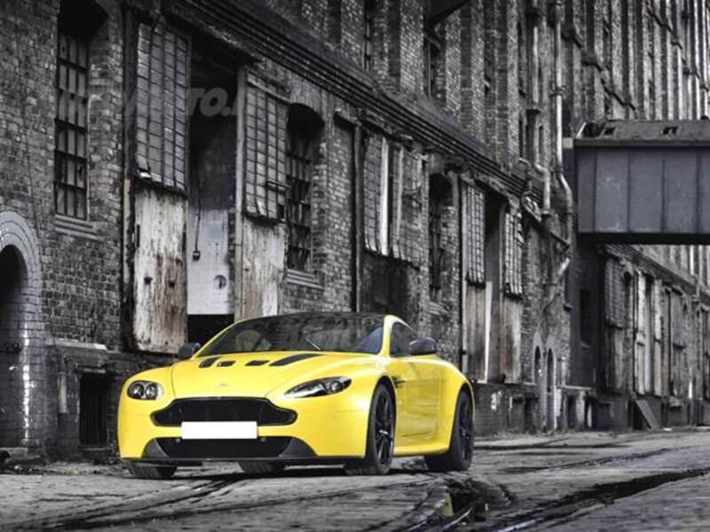 Aston Martin V12 Coupé Vantage S Coupé Sportshift