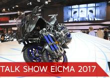 L'ingegner Giulio Bernardelle su novità e tendenze moto a EICMA 2017