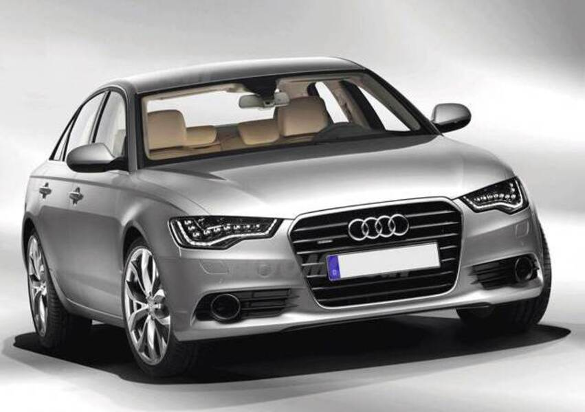 Audi A6 2.0 TDI Advanced