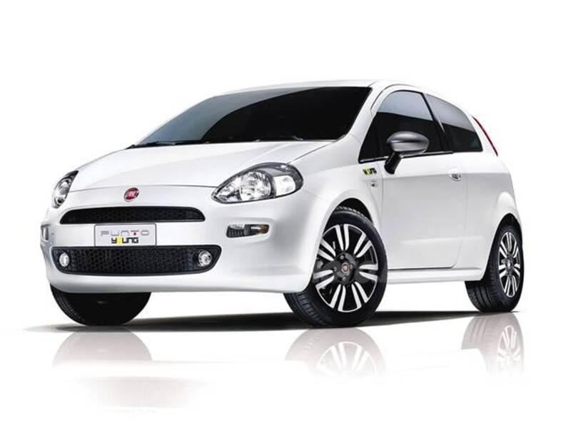 Fiat Punto 1.3 MJT II S&S 85 CV 3 porte ECO Young