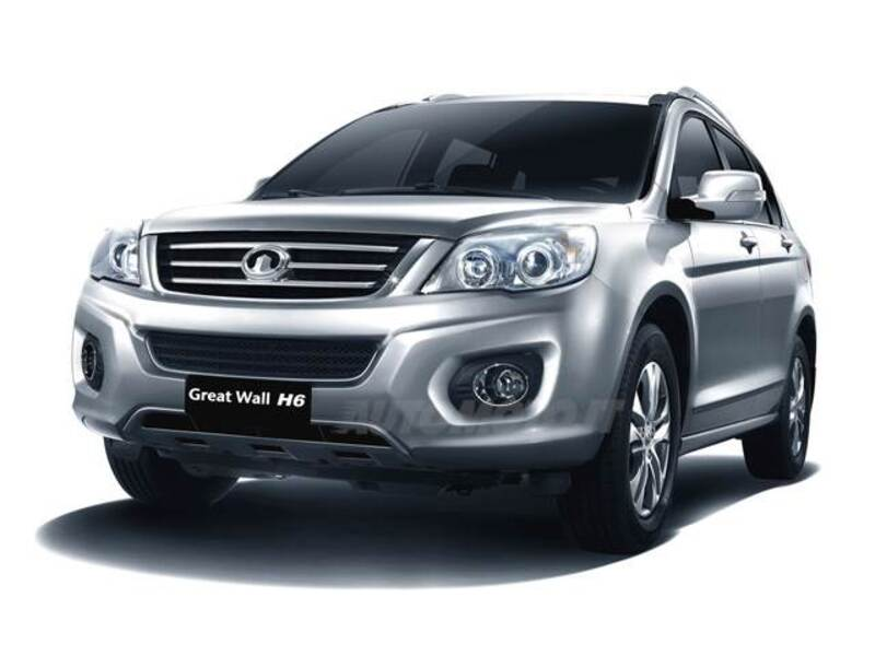 Great Wall H6 H6 2.0 One 4X2