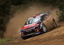 WRC 2017/Citroen. Australia 3. No comment. Meeke e Nagle settimi assoluti!