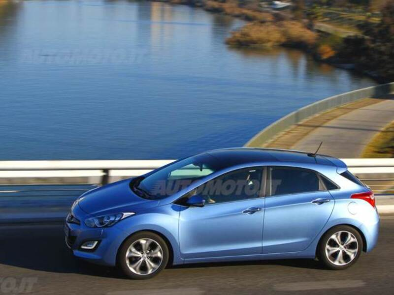 Hyundai i30 1.6 CRDi 5p. Go! Brasil A/T