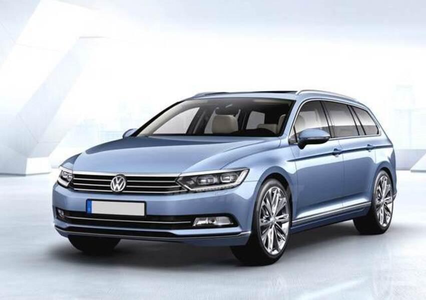 Volkswagen Passat Variant Businessline 1.6 TDI BlueMotion Technology