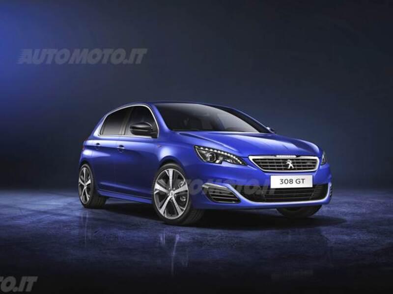 Peugeot 308 BlueHDi 180 EAT6 S&S GT