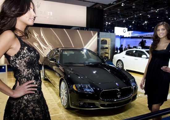 Quando il sound motoristico è sexy: 100% delle donne sensibile al V8 Maserati