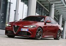 Alfa Romeo: una Giulia ibrida per gli States?
