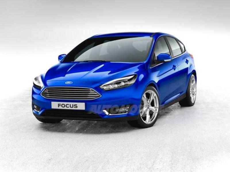 Ford Focus 1.5 TDCi 120 CV Start&Stop Powershift Titanium