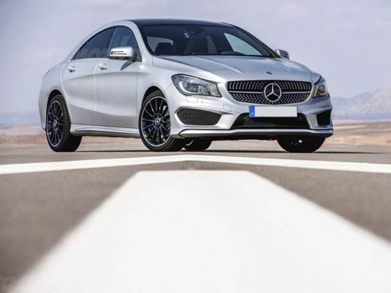 Mercedes-Benz CLA 180 CDI Automatic Business