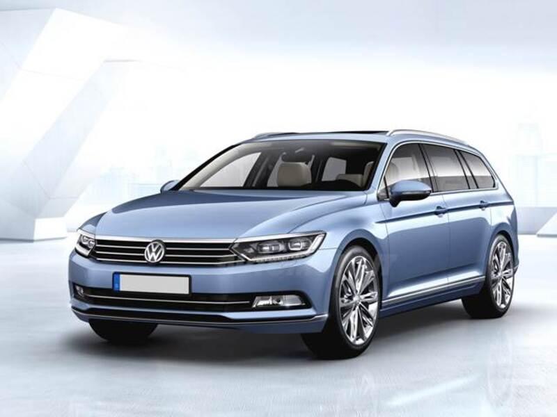 Volkswagen Passat Variant Businessline 2.0 TDI 4MOTION BlueMot. Tech.