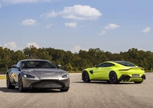 Aston Martin Vantage ecco la nuova coupé inglese