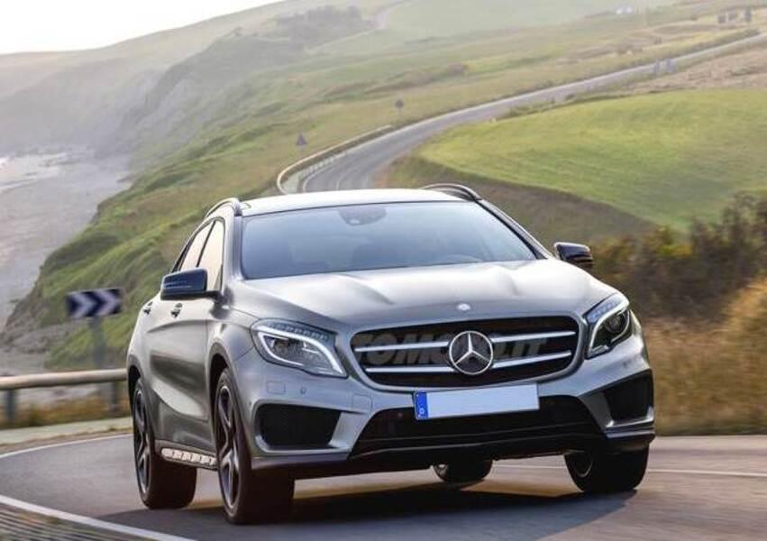 Mercedes-Benz GLA suv 200 Enduro