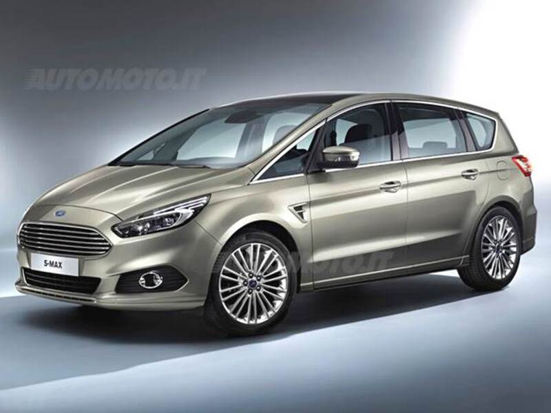 Ford S-Max 1.5 EcoBoost 160CV Start&Stop Plus