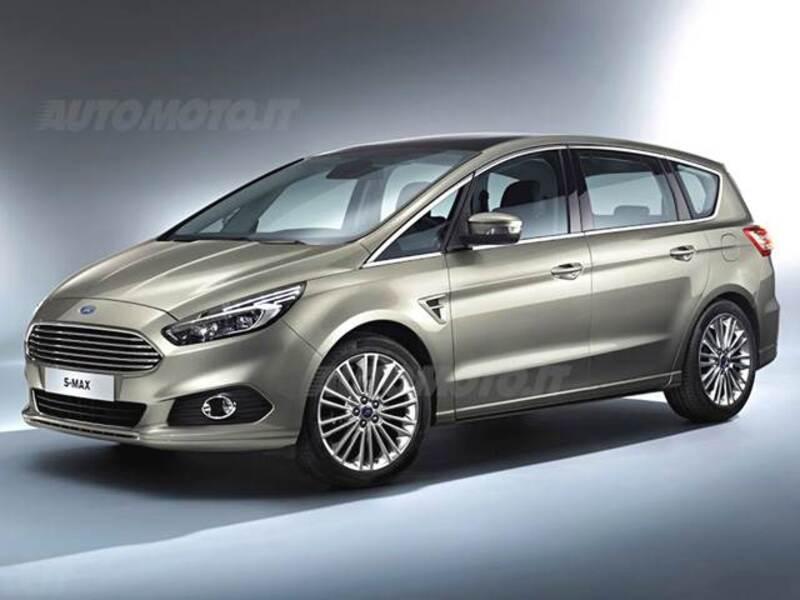 Ford S-Max 2.0 TDCi 150CV Start&Stop 7 posti Titanium Business