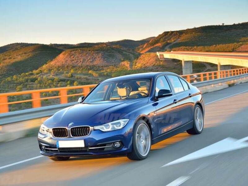 BMW Serie 3 320d Efficient Dynamics Business Advantage