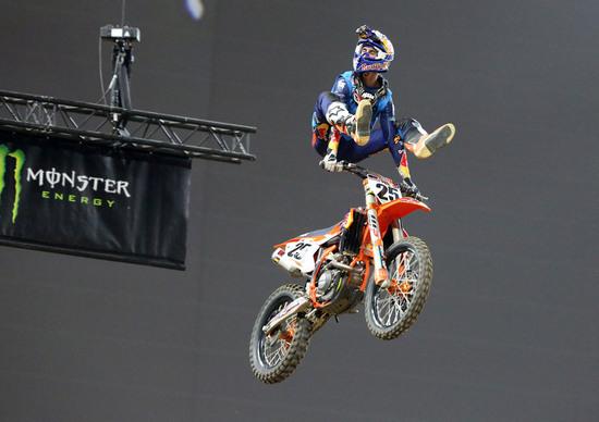 Supercross di Parigi, tutte le curiosità dalla U Arena
