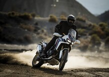 Honda CRF 1000L Africa Twin: tutti i dati