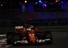 F1, GP Abu Dhabi 2017, Vettel: «Peccato essere così indietro»