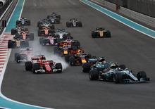 F1, GP Abu Dhabi 2017: una gara soporifera
