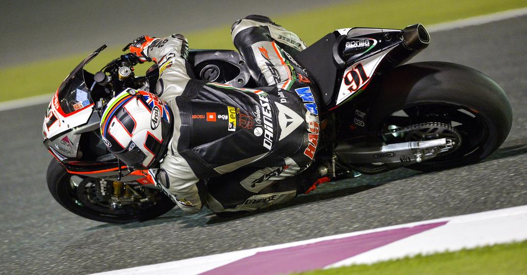 SBK, Qatar 2015. Haslam vince gara 2 a Losail