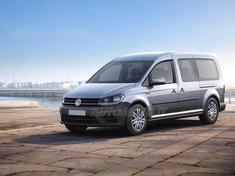 Volkswagen Caddy 2.0 TDI 102 CV DSG Comfortline Maxi