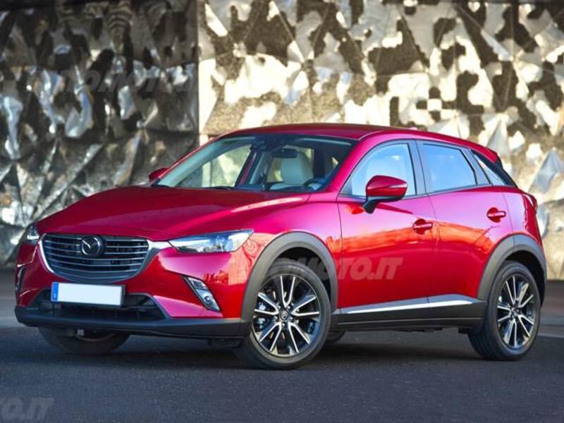 Mazda CX-3 1.5L Skyactiv-D Evolve