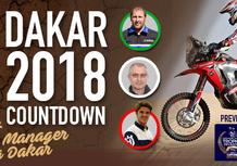 Da Ciapa la Moto il 29 Novembre torna la serata Dakar